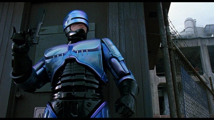 Robocops – Shannon in KansasCity