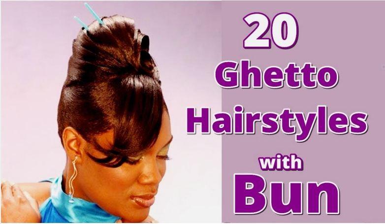ghetto hairstyles