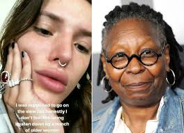 bella thorne and whoopi goldberg