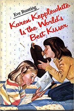 karen kepplewhite is the world's best kisser