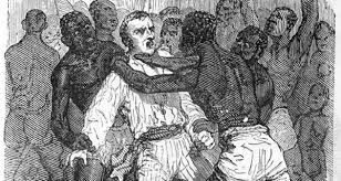 slave rebellion
