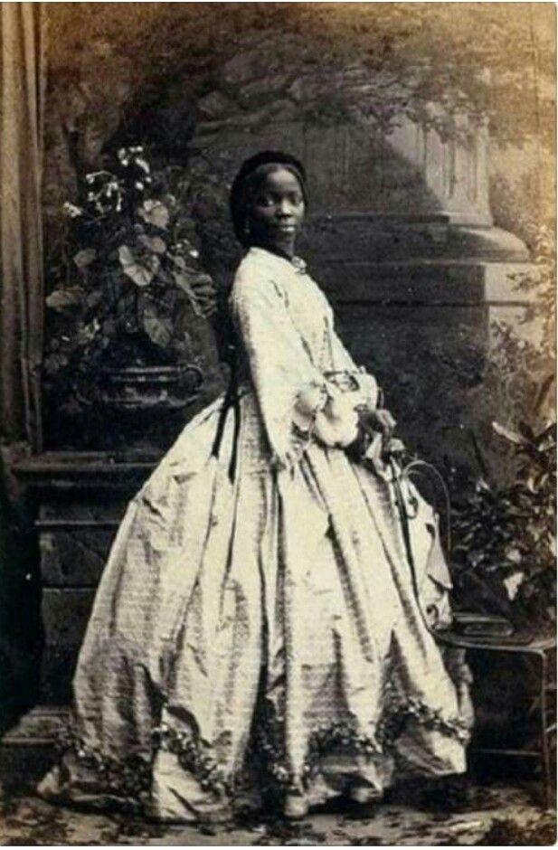 Young Harriet Tubman
