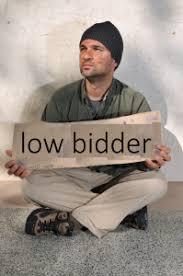 low bid